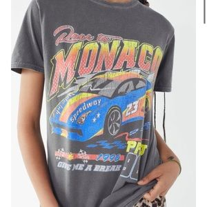 UO RACE TO MONACO T SHIRT